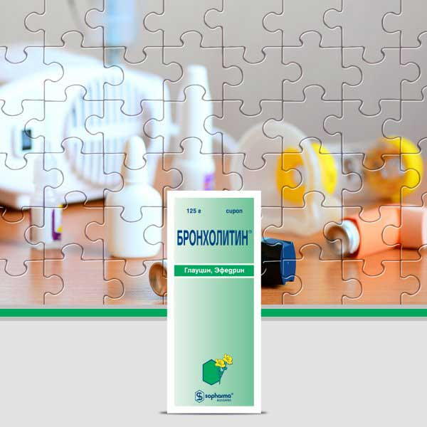Противокашлевые сиропы при астме