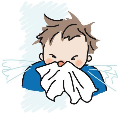 Кашель у ребенка: Бронхолитин придет на помощь